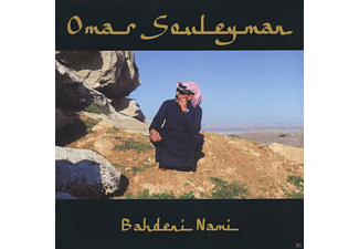 Omar Souleyman - Bahdeni Nami (2lp+Mp3/Gatefold) [LP + Download]