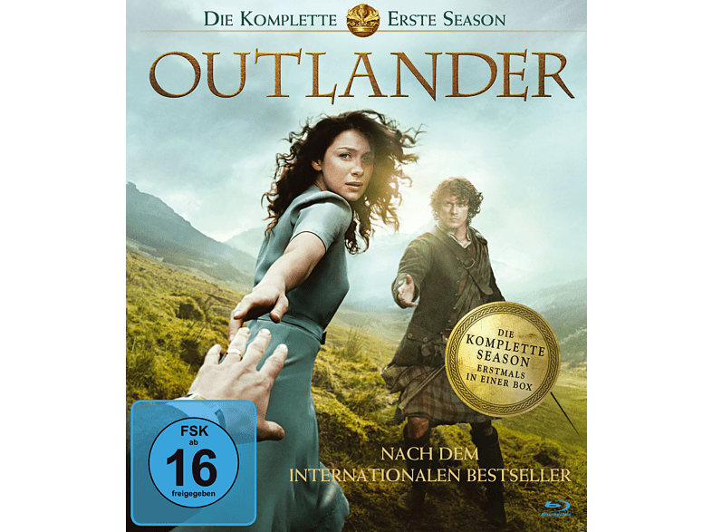 Outlander - Staffel 1 Vol.1 [Blu-ray]