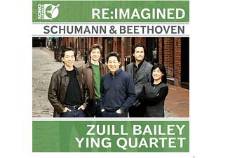 Zuill Bailey, The Ying Quartet - Re:Imagined - (CD)