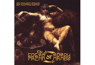 Sir Richard Bishop - The Freak Of Araby - (CD)