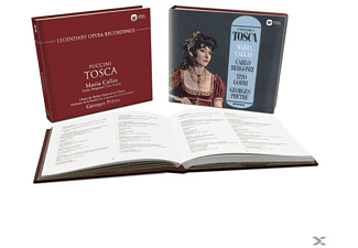 PR?TRE/CALLAS - Tosca (Ltd.Deluxe Edition) - (CD)