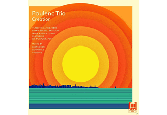 The Poulenc Trio - Creation - (CD)