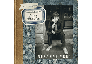 Suzanne Vega - Lover,Beloved: Songs from an Evening with Carson - (CD)