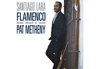 Laray Santiago - Flamenco Tribute To Pat Methen - (CD)