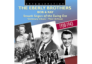 The Eberly Brothers - Smooth Singers of the Swing Era - (CD)
