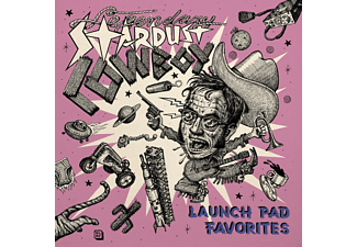 The Legendary Stardust Cowboy - Launch Pad Favorites - (Vinyl)