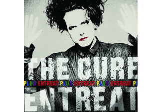 The Cure - Entreat Plus (2 LP) - (Vinyl)