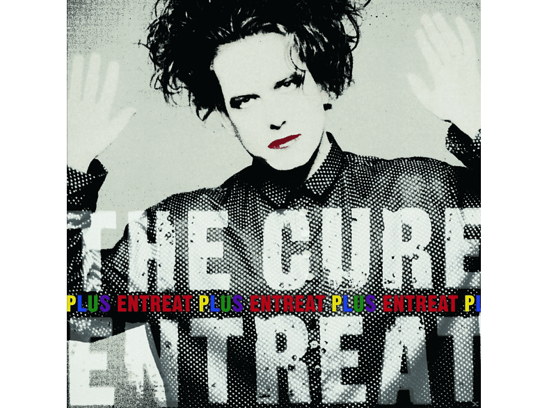 The Cure - Entreat Plus (2 LP) [Vinyl]
