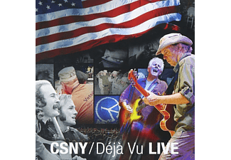 Crosby, Stills, Nash & Young - Deja Vu-Live - (CD)