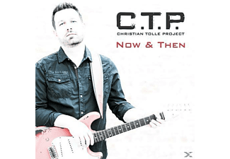 C.T.P. (Christian Tolle Project) - Now & Then - (CD)