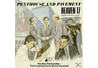 Heaven 17 - Penthouse And Pavement (Ltd.Edt.) - (Vinyl)