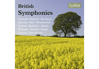 VARIOUS - British Symphonies - (CD)