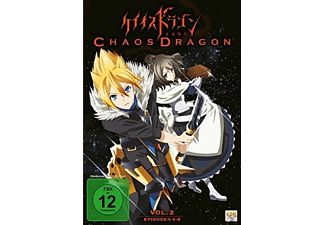 Chaos Dragon - Vol. 2: Episoden 05 - 08 - (DVD)