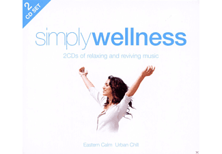 VARIOUS - Simply Wellness (2cd) [Doppel-Cd] - (CD)