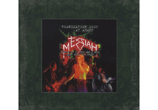 Messiah - Reanimation 2003: Live At Abart - (CD)
