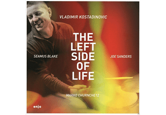 Vladimir Kostadinovic Quartet - The Left Side Of Life - (CD)