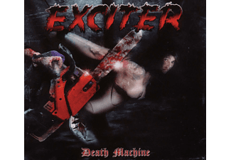 Exciter - Death Machine (Ltd.Ed.) - (CD)