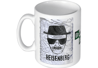 Breaking Bad Heisenberg Wanted Tassen/Becher