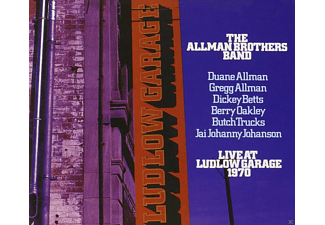 The Allman Brothers Band - Live At Ludlow Garage: 1970 LP