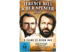 Terence Hill & Bud Spencer Special Edition (2 Discs) [Blu-ray]