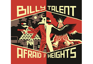 Billy Talent - Afraid Of Heights - (CD)