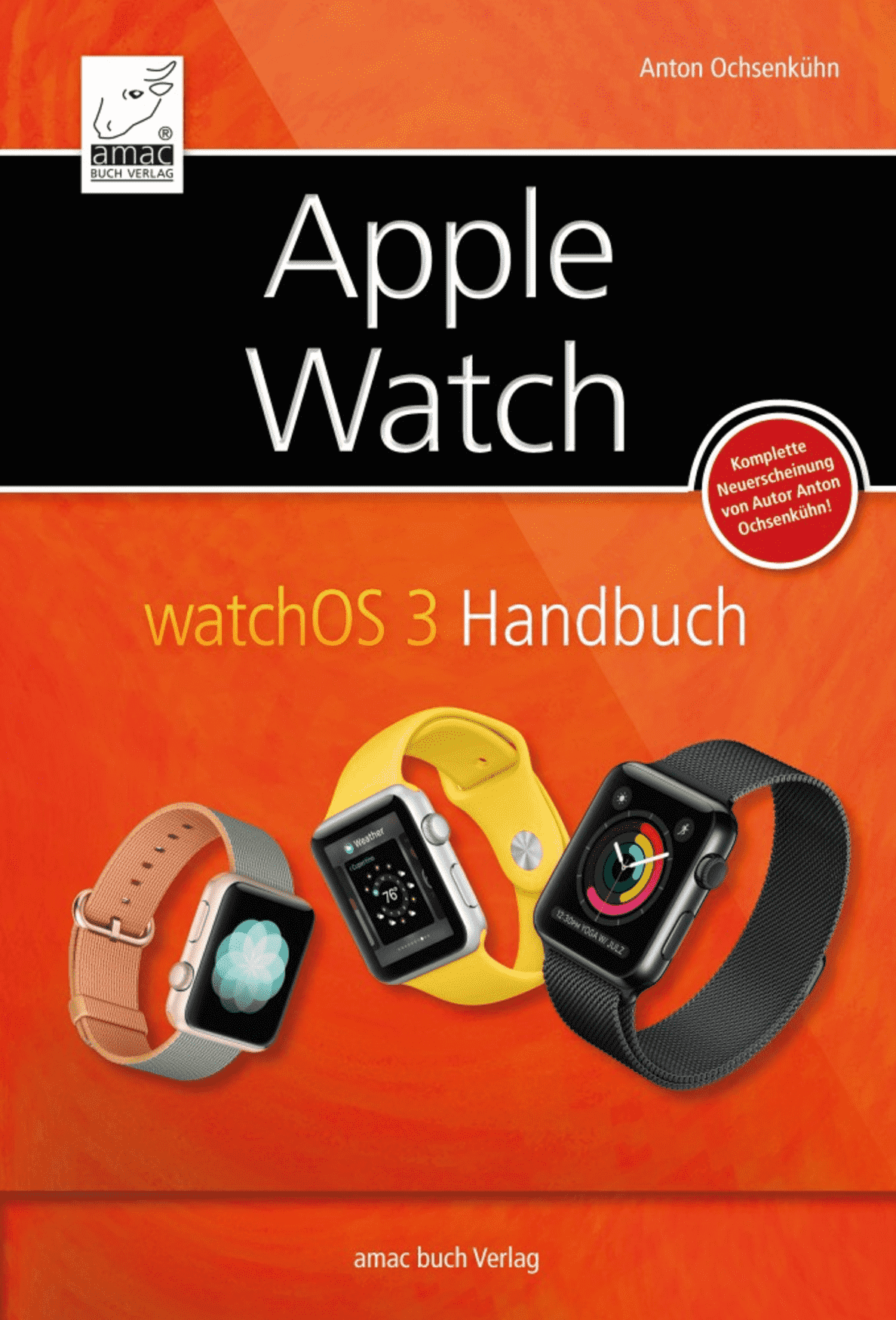 Apple Watch – watchOS 3 Handbuch