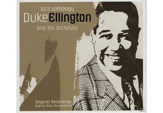 Duke And His Orchestra Ellington - JAZZ ANTHOLOGY - (CD)