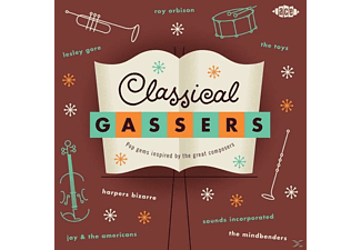 VARIOUS - Classical Gassers-Pop Gems Inspired By The Great - (CD)