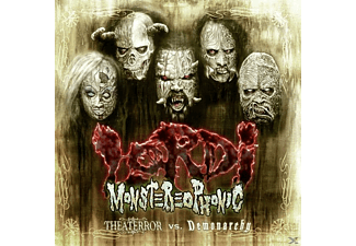Lordi - Monstereophonic-Theaterror Vs. Demonarchy (Digip - (CD)