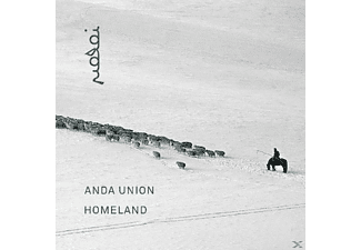 Anda Union - Homeland - (CD)