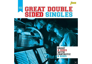 VARIOUS - Great Double Sided Singles - (CD)