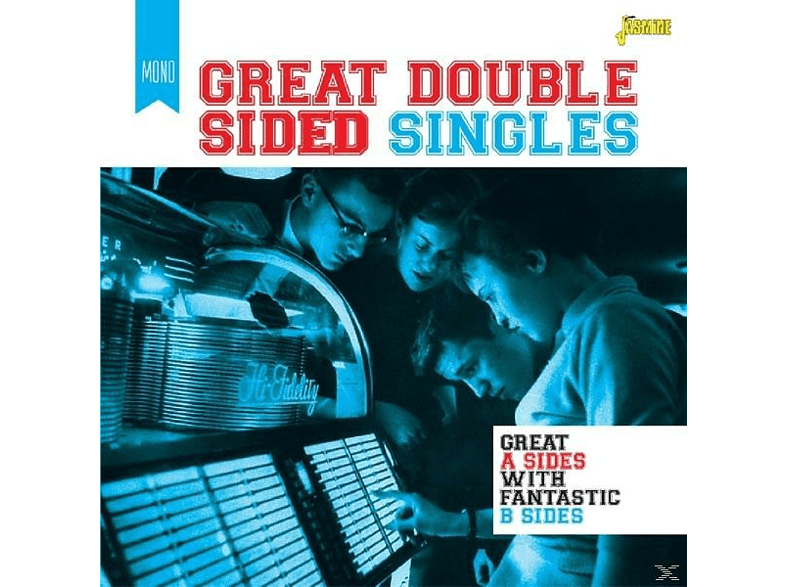 VARIOUS - Great Double Sided Singles [CD]