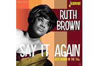 Ruth Brown - In The 60's-Say It Again [CD]