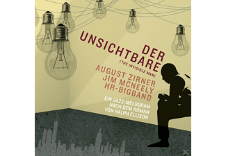 August Zirner, Jim Mcneely, Hr-bigband - Der Unsichtbare - (CD)
