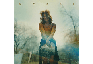 Mykki Blanco - Mykki - (LP + Bonus-CD)
