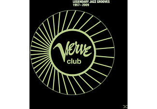 VARIOUS - Verve Club-Legendary Jazz Grooves - (CD)