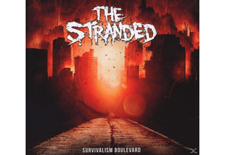 Stranded - Survivalism Boulevard - (CD)