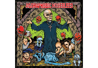 Agoraphobic Nosebleed - Altered States Of America (Ltd.Baby Pink Lp) - (LP + Download)