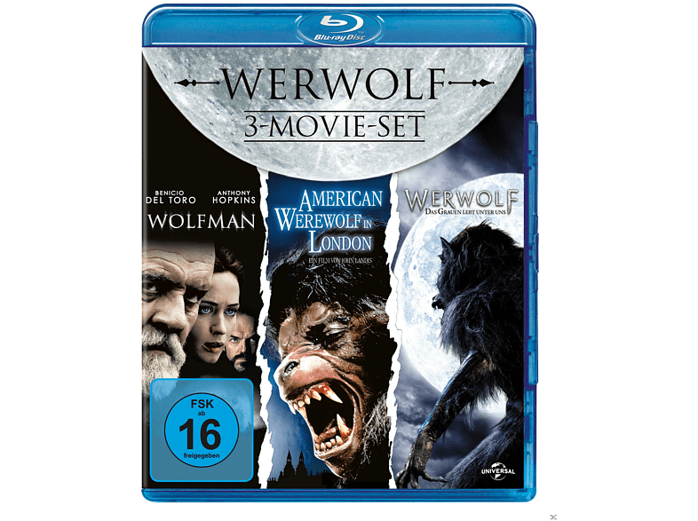 Werewolf Collection [DVD]