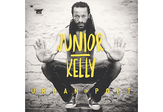 Junior Kelly - Urban Poet (Gatefold 2lp+Cd) - (LP + Bonus-CD)