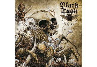 Black Tusk - Pillars Of Ash (Black Vinyl+Mp3) - (LP + Download)