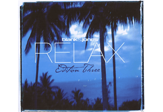 Blank & Jones - Relax Edition Three - (CD)