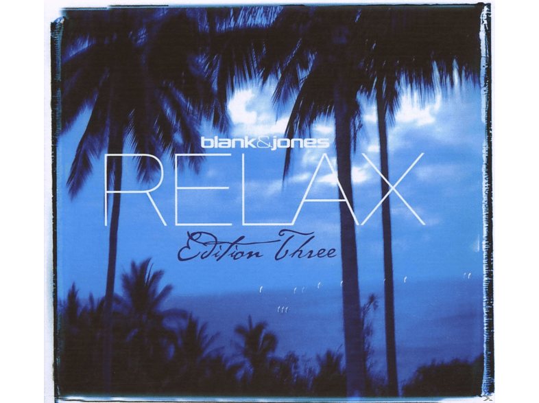 Blank & Jones - Relax Edition Three [CD]