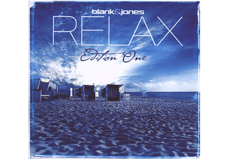 The Jones - Relax Edition One - (CD)