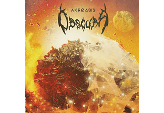 Obscura - Akróasis (Blood Red Color 2lp+Mp3) [Vinyl]