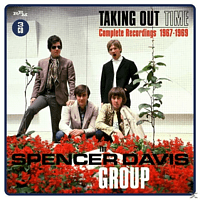 The Spencer Davis Group - Taking Out Time-Complete Recordings 1967-69/3CD [CD]