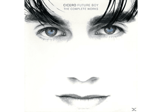 Cicero - Future Boy-The Complete Works (2CD) - (CD)