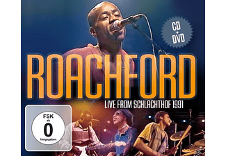 Roachford - Live From Schlachthof 1991.CD+DVD - (CD + DVD Video)