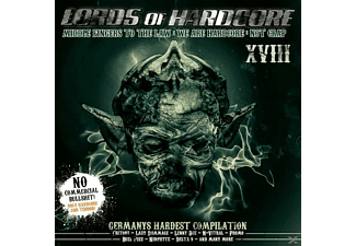 VARIOUS - Lords Of Hardcore Vol.8 Middle Fingers To The Law - (CD)