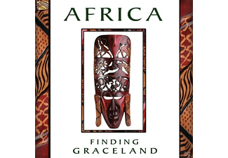 VARIOUS - Africa-Finding Graceland - (CD)